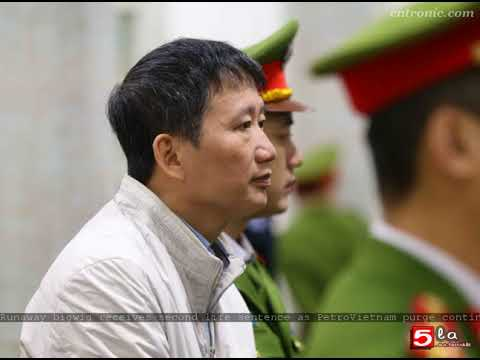 Runaway bigwig receives second life sentence as PetroVietnam purge continues