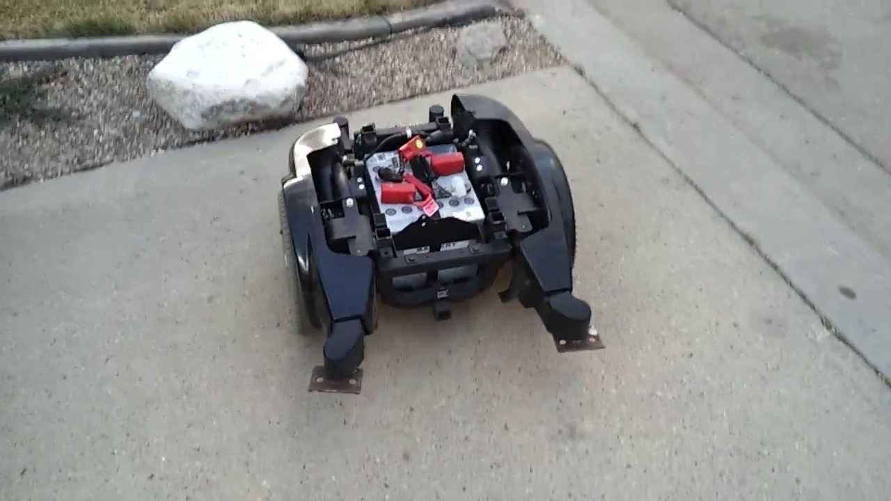 Brad U0026 39 S Homemade Rc Power Chassis