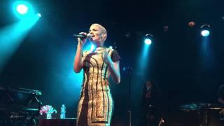 Goapele - Powerful (Live at El Rey Theatre, Los Angeles)