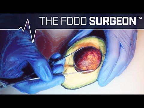 ASMR  Avocado In Vitro Fertilization