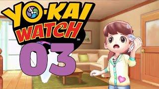 Yo-Kai Watch :: #3 :: Save the Parents