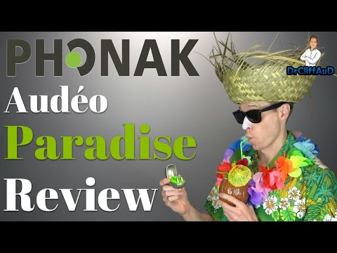 Phonak Audéo Paradise Hearing Aid Detailed Review | The Marvel Only BETTER!