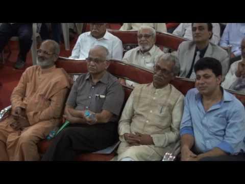 Mr Tom Alter on Maulana Abdul Karim Parekh Lecture Series 2016