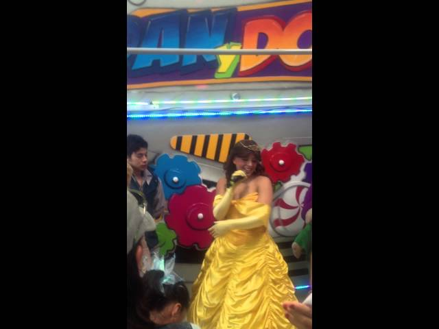 Shows Princesas df Travel Video