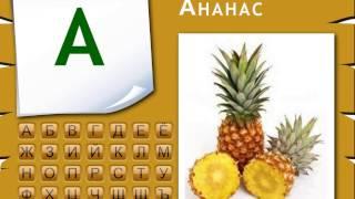 Алфавит в картинках