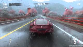 Driveclub - All Japan Tracks Weather Gameplay [1440p HD]