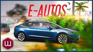 Die Wahrheit über Elektroautos