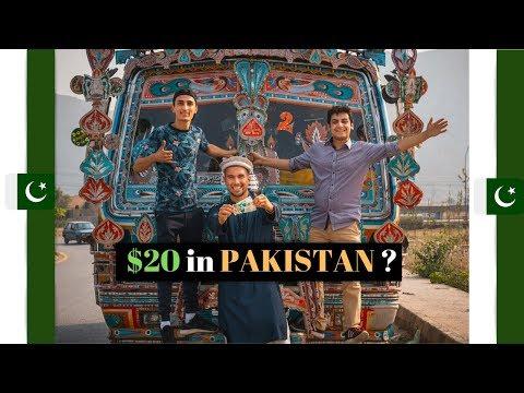 What can $20 get you in PESHAWAR? | PAKISTAN VLOG 2