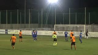 Campionato Seconda Categoria 2019/2020 1a giornata: Acciaiolo - Pisa Ovest (sintesi)