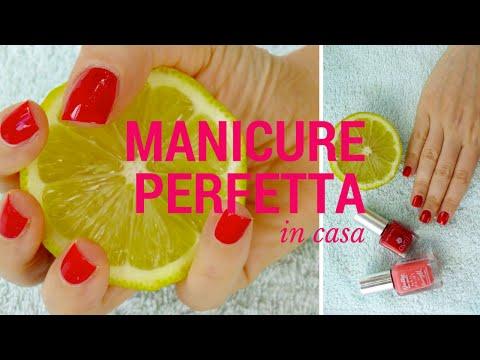 Come fare una Manicure perfetta in casa⎮Fai da te⎮Facile