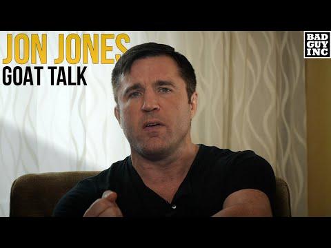Jon Jones,  Still Mad About P4P Khabib…