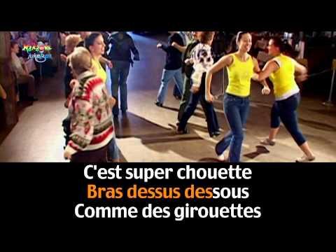 La danse des canards  ''Nathalie Simard''