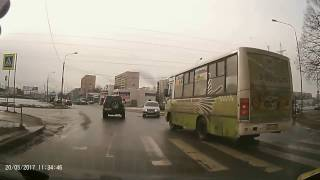 ДТП Энергетиков 20.02