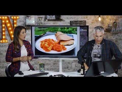 Tony & Chelsea LIVE: Food Photography & Portfolio Instant Reviews, Photo News