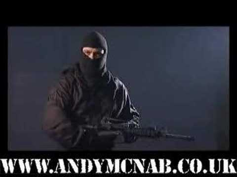 Andy McNab on the M4 Assault Rifle