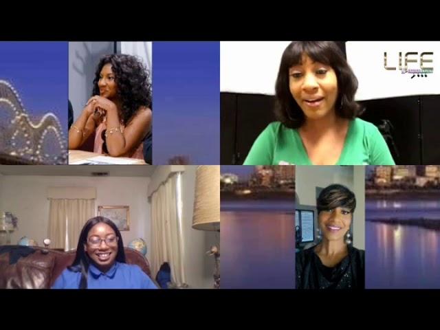 Life In Entertainment TV TV sits down with Memphis Treasure Tina Tilton