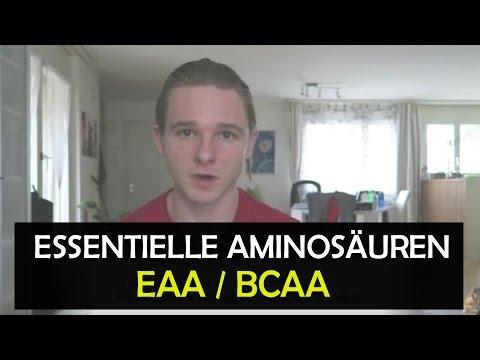 Essentielle Aminosuren | in 3 Minuten kurz erklrt | JimmyBuilding | 2016