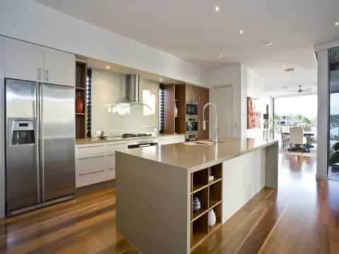 Kitchen Design Colours modern kitchen colours and designs for 2017 - youtube
