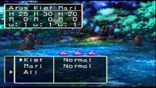 Let's Play Dragon Warrior VII #5:  Oh My God, Combat!
