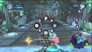 Ratchet & Clank: Full Frontal Assault / Hidden City of Balkai, Snow Storm / All Medals