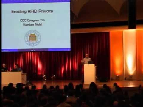 23C3: RFID hacking