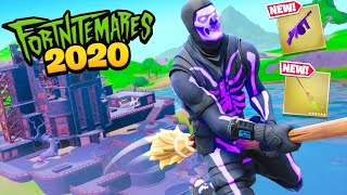 Fortnitemares 2020 is INSANE!