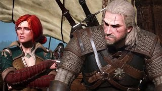 the witcher 3 gameplay ps4 xbox one 60 fps