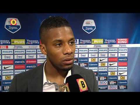 Jeremain Lens na PSV - FC Groningen