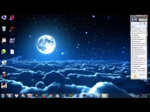 hình nền desktop chuyển động cực đẹp
