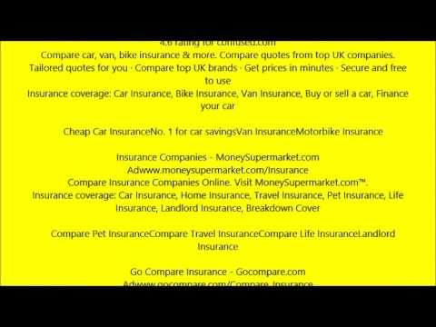 Auto Insurance Quotes from Mustangs Car