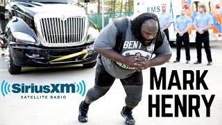Mark Henry Previews Arnold Classic 2018 Strongman Competition | Luke Thomas