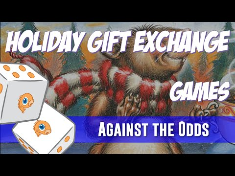Against the Odds: Holiday Gift Exchange Games