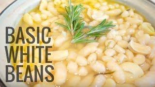 Basic White Beans
