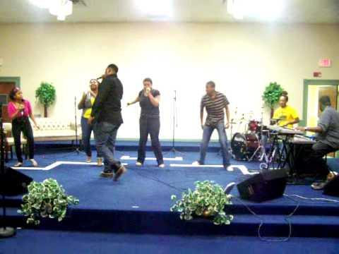 @ the P.U.S.H singing How Did I make It by Gabe and N.P.