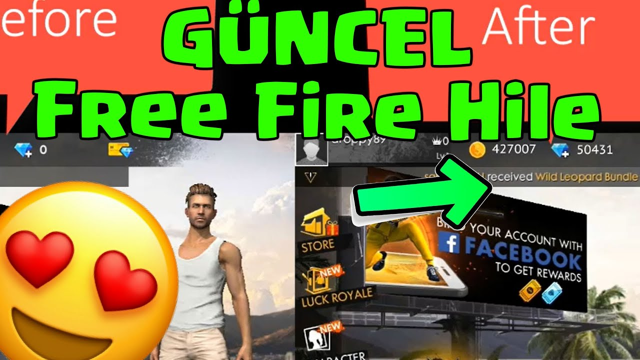 Free Fire Hack 2018 WOW - GET 90000 Diamond Cheats Android & iOS FREE -