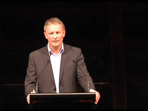 Phil Goff: Owning Our Future