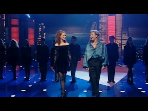 Riverdance at the Eurovision Song Contest 30 April 1994, Dublin #Riverdance20