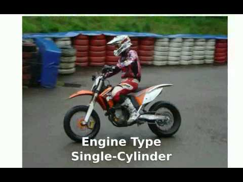 2012 KTM SMR 450 -  Specification Details