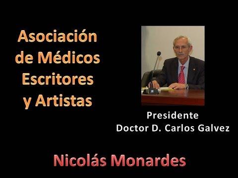 canal sevilla radio /agenda  Nicolas Monardes /segunda parte