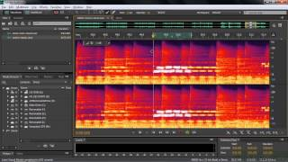 Adobe Audition CC Tutorial | Using The Sound Remover Effect