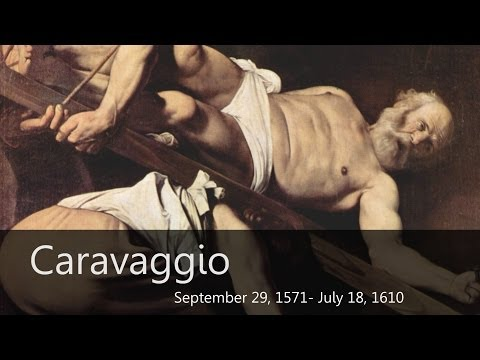Caravaggio Biography from Goodbye-Art Academy