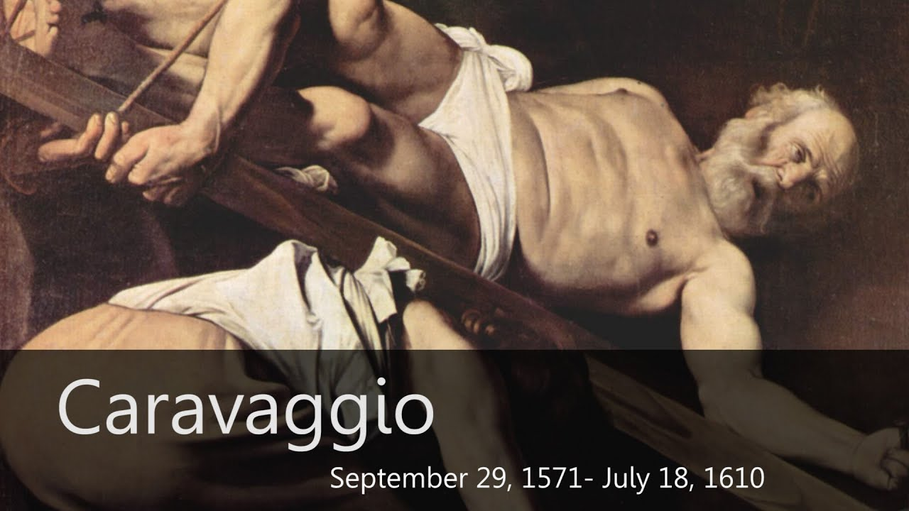 a biography of caravaggio For years caravaggio's death was a mystery — he was apparently on his way back to rome for a pardon of his crimes when he went missing at sea.
