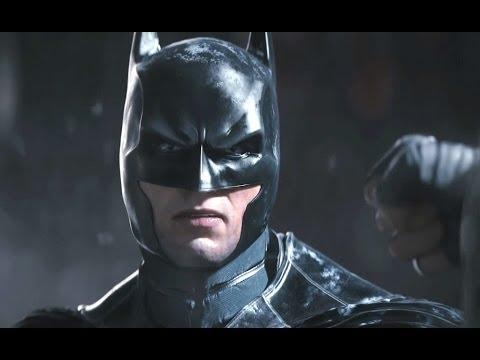 Batman Arkham Origins — Новый ТВ ролик
