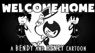 [RUS COVER BATIM] Welcome Home [Teto Kasane-Chan](Bendy And The Ink Machine PV)🎃HAPPY HALLOWEEN🎃