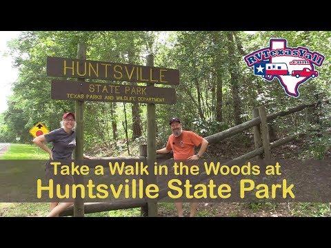 Huntsville State Park | Camping in Texas | Park Host Tips | RV Texas