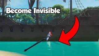 The NEWEST Invisibility Glitch For Fortnite Season 9!