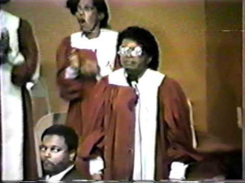 All Of My Help Thelma Boyd and Macedonia Mass Choir May 15th, 1988