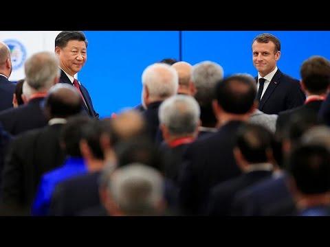 الرئيس الصيني يتعهد أمام ماكرون بمزيد من الانفتاح الاقتصادي واتفاقات التجارة الحرة…  - 07:53-2019 / 11 / 5