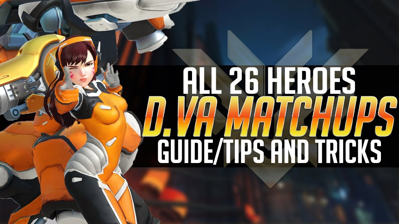 D VA Guide: Gameplay, abilities, tips, and hero matchups