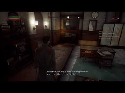 Vampyr Analyze William Bishop Blood